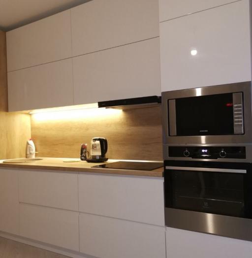 -Кухня МДФ в эмали «Модель 144»-фото27
