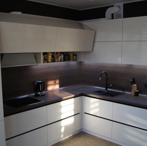 -Кухня из пластика «Модель 270»-фото26