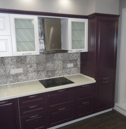 -Кухня МДФ в ПВХ «Модель 518»-фото7