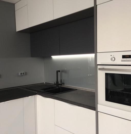 -Кухня из пластика «Модель 364»-фото26
