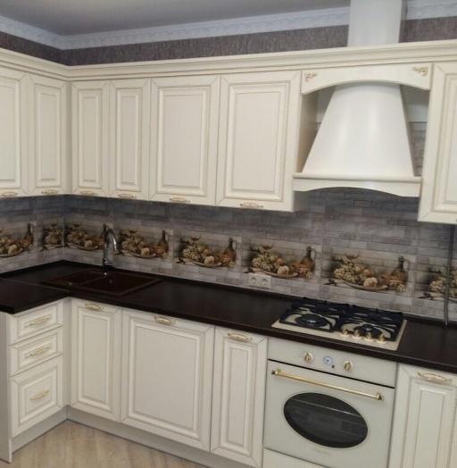 -Кухня МДФ в ПВХ «Модель 146»-фото13