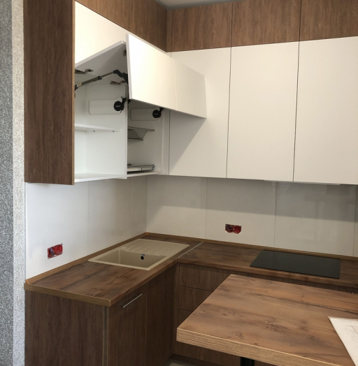 -Кухня МДФ в ПВХ «Модель 73»-фото26